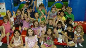 Bounce Safari Kids