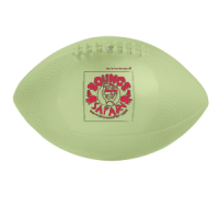 Bounce Safari glow in the dark football