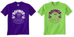 Bounce Safari T-shirts